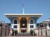 Palast des Sultans Oman