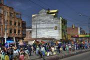 Bolivien: das Stadtviertel El Alto von La Paz