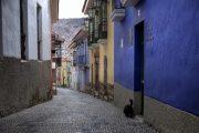 Bolivien Reisebericht: bunte Gassen in der Hauptstadt La Paz