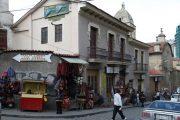 La Paz ist der Hauptstadt und der Regierungssitz von Bolivien