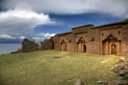 Mondinsel im Titicacasee, Bolivien