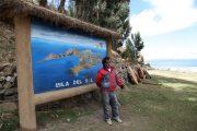 Die Sonneninsel ist das größte Eiland im Titicacasee