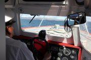 Tragflügelboot Titicacasee