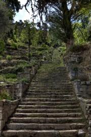 Treppe der Sonneninsel, Titicacasee