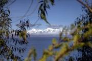 Kordilleren-Panorama in Bolivien