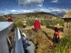 Die Schilfinseln der Urus, Bolivien