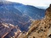 Grand Canyon des Dschabal Schams - Oman