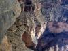 Nikki genießt die Aussicht auf den Grand Canyon des Dschabal Schams