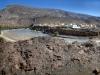 Oman: das Bergdorf Ghul am Fuß des Dschabal Schams