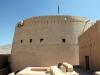 Blick auf das Fort von Nizwa, Oman