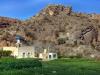 Bergdorf Al-Ain (al-Ayn) im Hajar-Gebirge, Oman