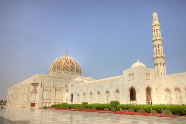 Oman Wadi Shab, Tiwi und Sultan Qaboos Moschee