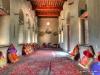 Wohnzimmer in der Nakhl-Festung