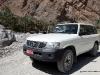 Jeep im Wadi Bani Awf, Oman