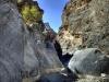 Nebenschlucht im Wadi Bani Awf