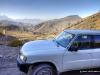 Fahrt auf den 2000 Meter Pass, Oman