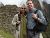 Machu Picchu Porträt
