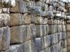Mauer in Machu Picchu, Peru