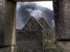 Mystisch: die Anden-Stadt Machu Picchu im Nebel