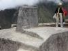 Sonnenuhr Machu Picchu