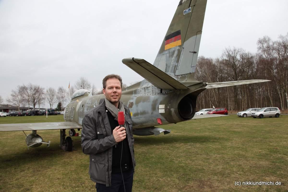 Reporter Michael Dunker berichtet vom Pinch Hitter Kurs