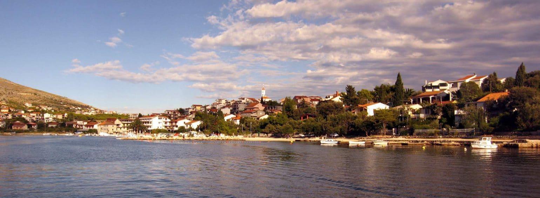In der Bucht vor Ciovo