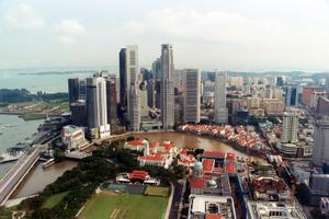 Singapur. Stadtstaat in Südostasien. Foto: nikkiundmichi.de