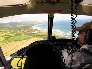 Helikopter Tour auf Kauai, Hawaii. Foto: www.nikkiundmichi.de