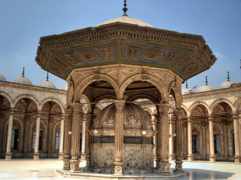 Alabaster Moschee Kairo