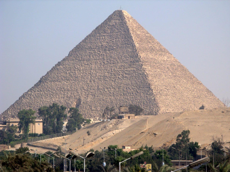 Pyramide Kairo Weltwunder Reisebericht