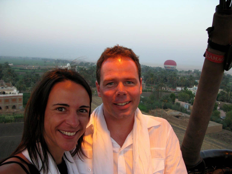 ballonfahrt aegypten