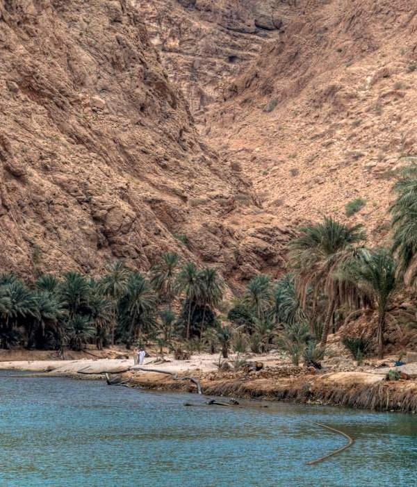 Wadi Tiwi Oman
