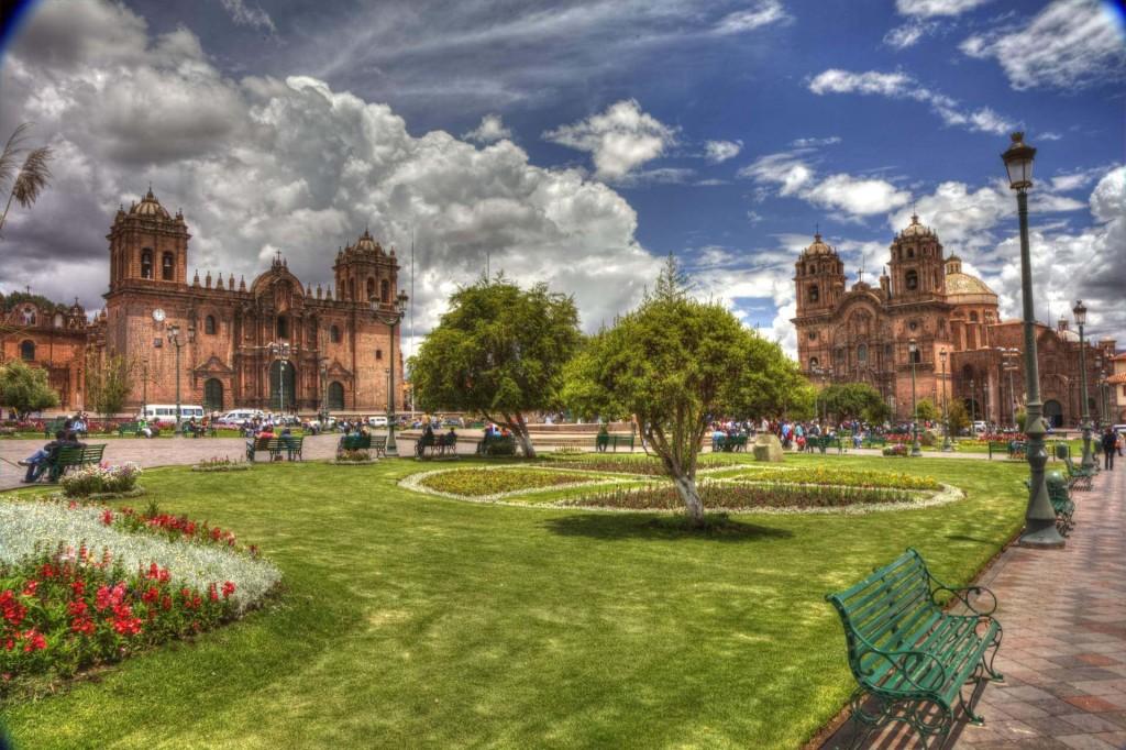 Marktplatz Cusco