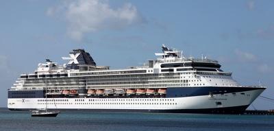 Karibik Kreuzfahrt mit der Celebrity Millennium.