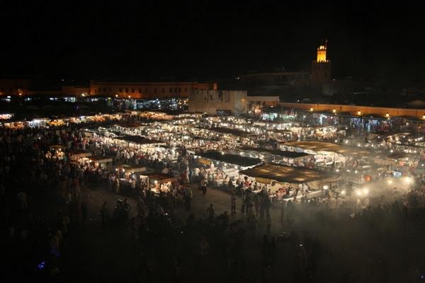djemaa el fna marrakesch
