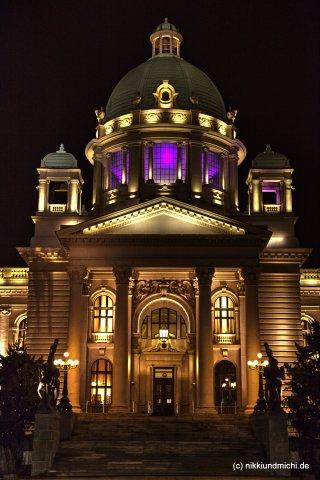 Parlament der Republik Serbien