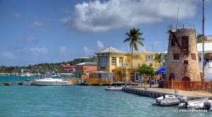 Hafen von Christiansted Saint Croix