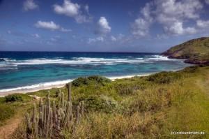 Karibikstrand auf Saint Croix Jungferninseln