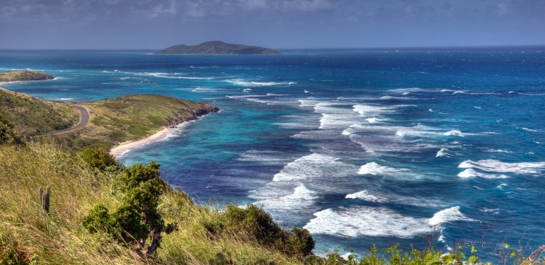 Point Udall st croix us virgin islands