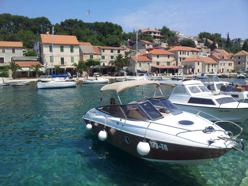 Kroatien mit dem Boot