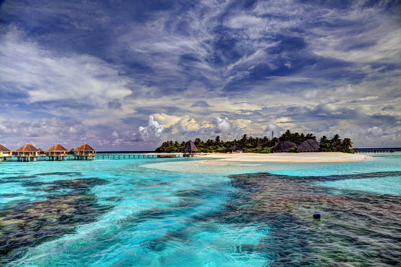 Wetter Malediven immer Sonne