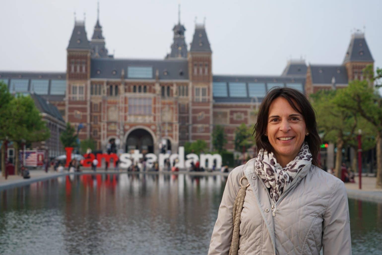 Wochenende in Amsterdam