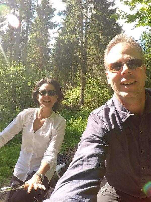 Fahrradtour Berner Moor