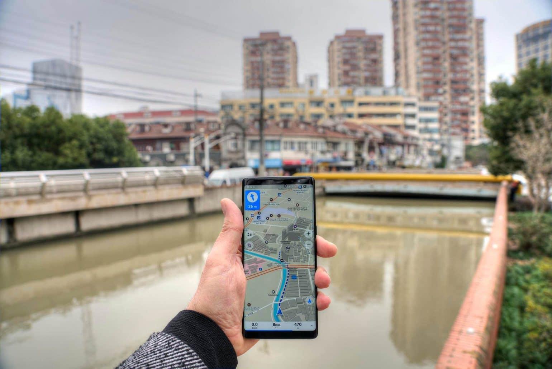 Apps China Reise VPN Navigation