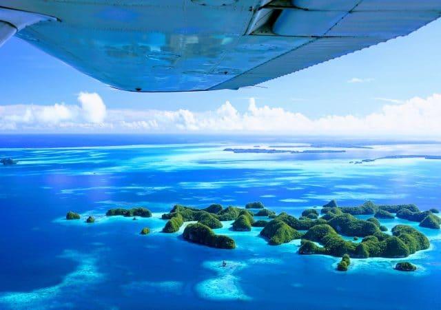 Palau Rundflug Cessna