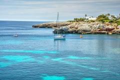Bucht Cala Serena und Cala Ferrera Mallorca