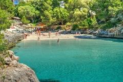 Cala Serena Bucht Mallorca Strand