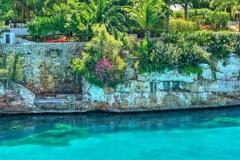 Cala Serena Mallorca Bucht Wasser
