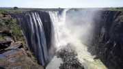 Victoria Wasserfälle Sambia