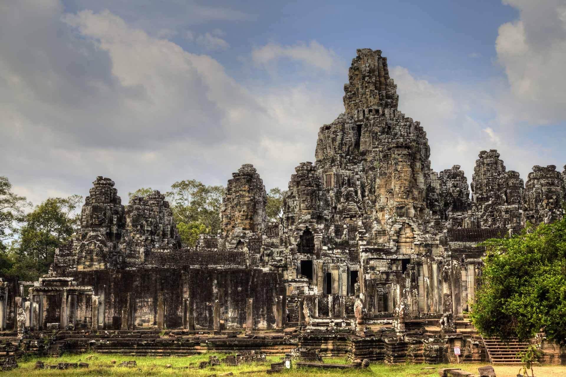 Bayon Tempel in Angkor Thom